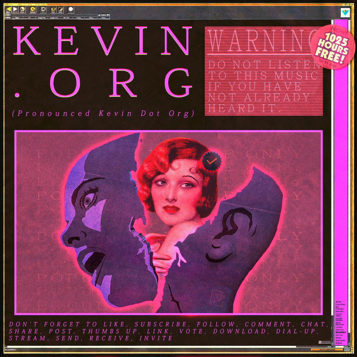 Kevin / .ORG(Ltd Cassette)