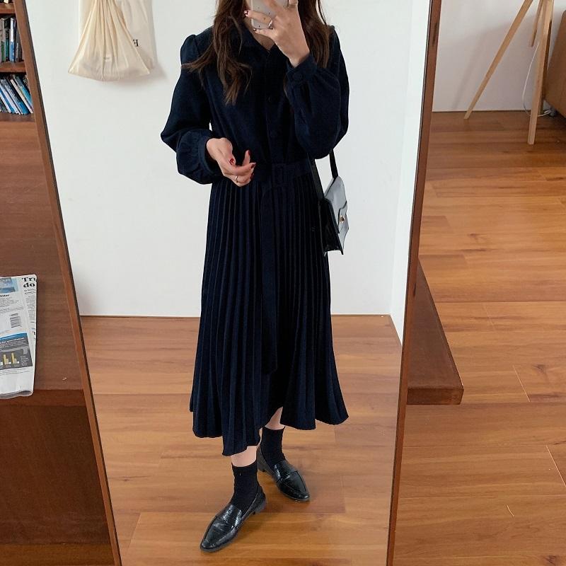 エレガントフレンチワンピース【elegant french one-piece】