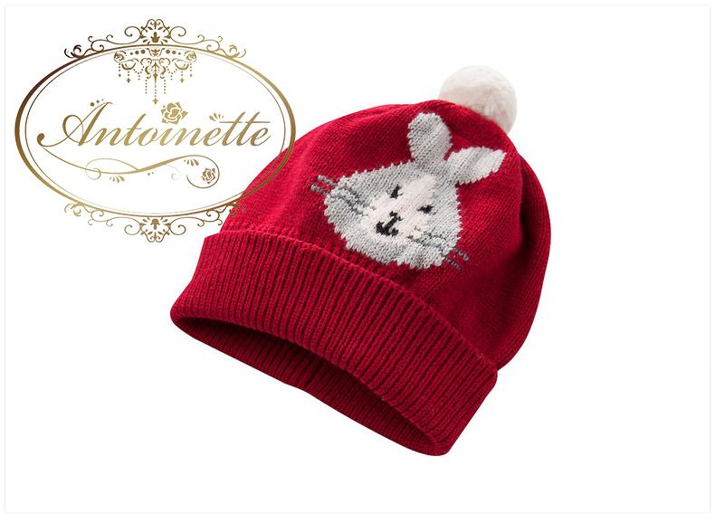 うさちゃん ニット帽 ニット 帽子 赤ちゃん 赤ちゃん用 キッズ 海外 かわいい 日本未上陸 海外ハイブランド 高級ブランド davebella kids