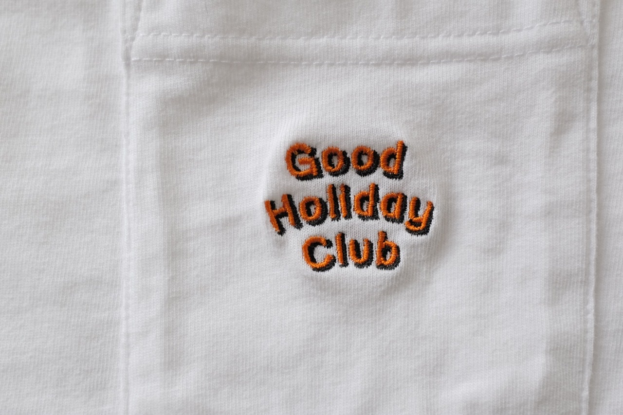 Good Holiday Club tee