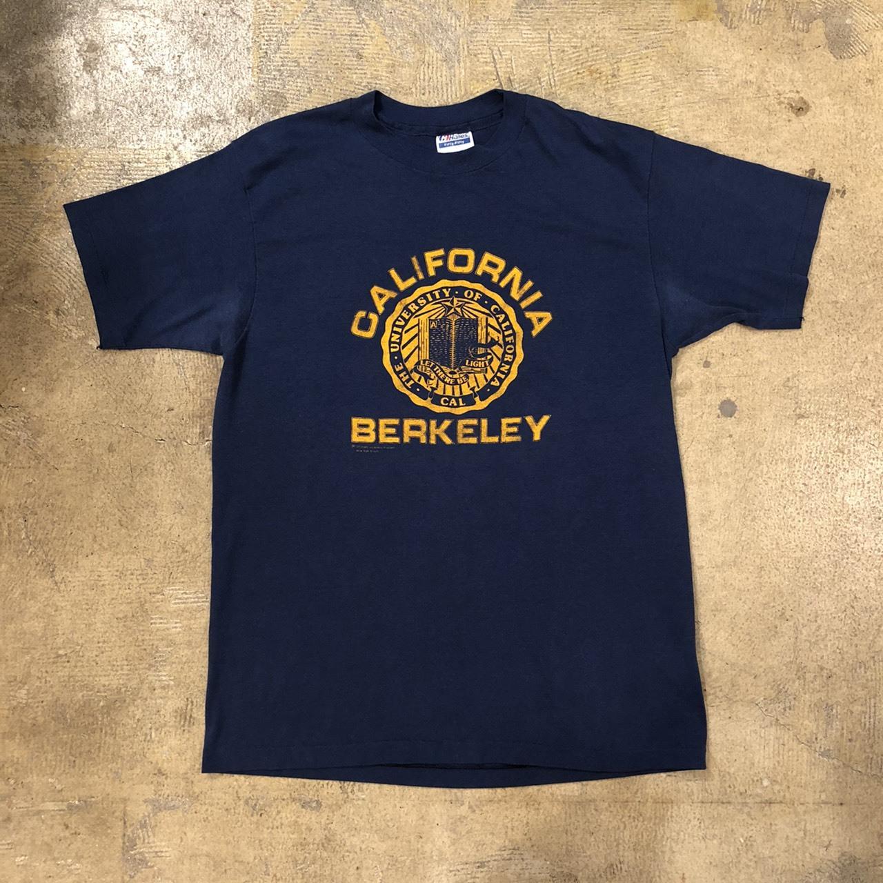 California Berkeley Tee ¥4,900+tax
