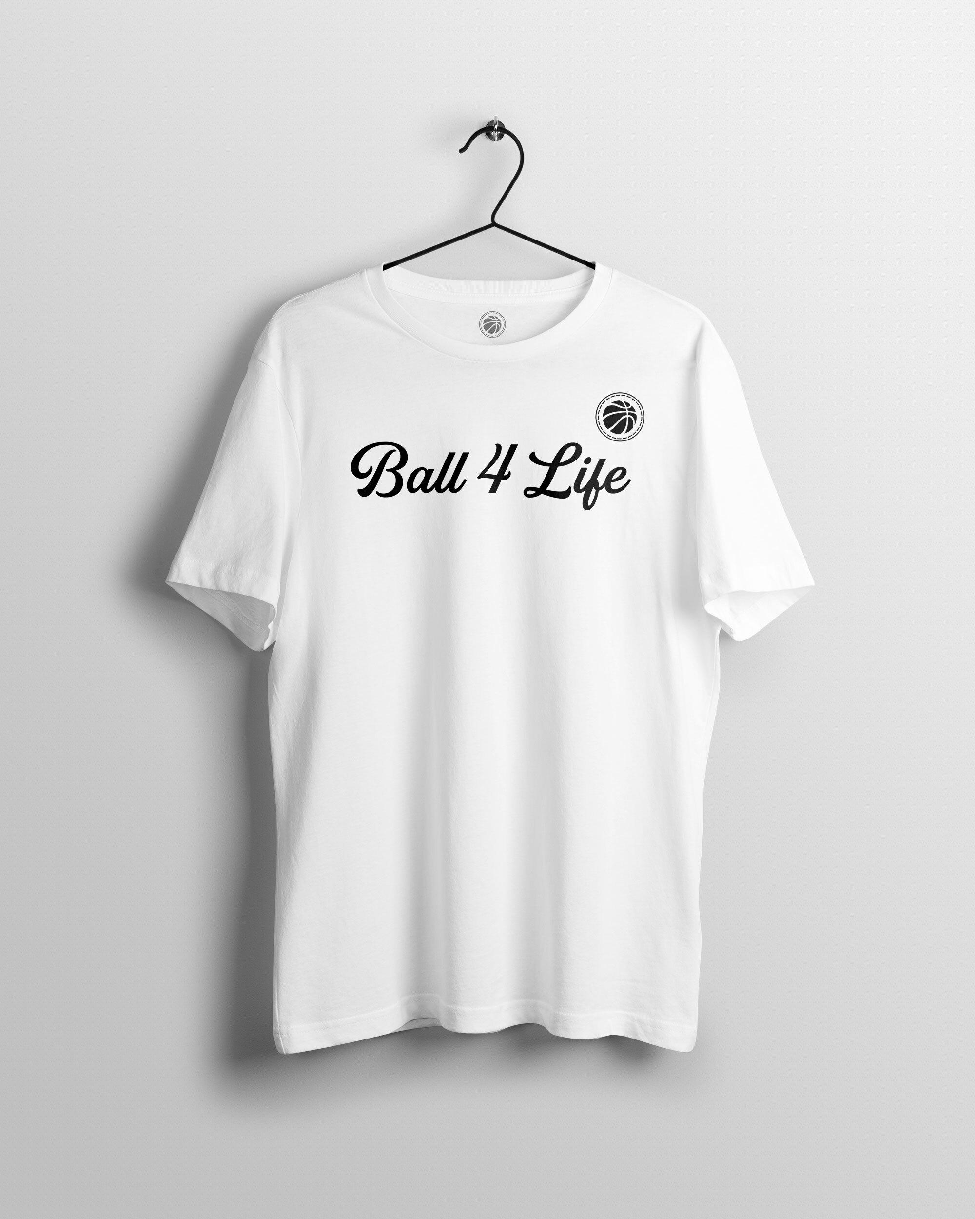 [Tシャツ]ボールフォーライフ・ロゴ