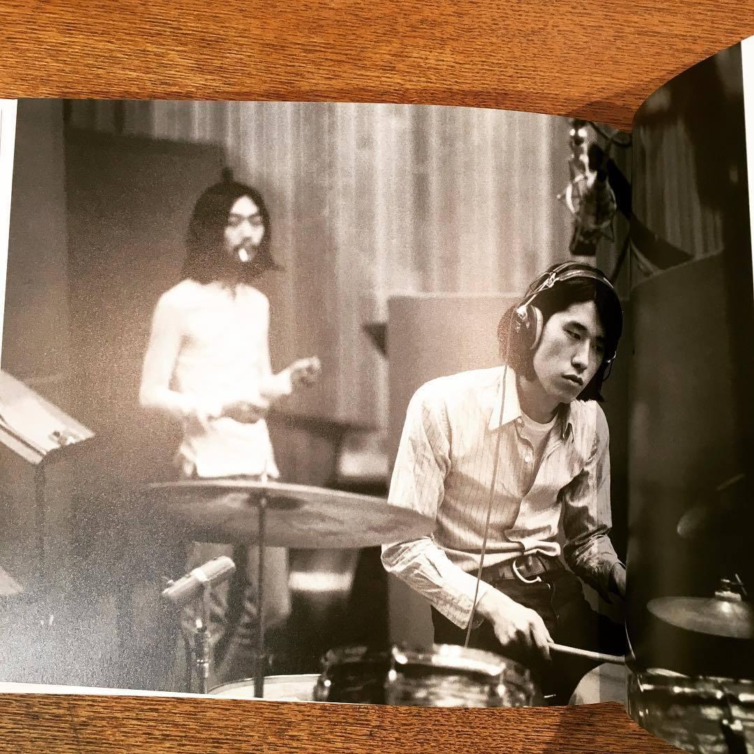 はっぴいえんど写真集「HAPPY SNAPSHOT DIARY:Tokyo 1968‐1973 ボックスセット/野上眞宏」 - 画像2