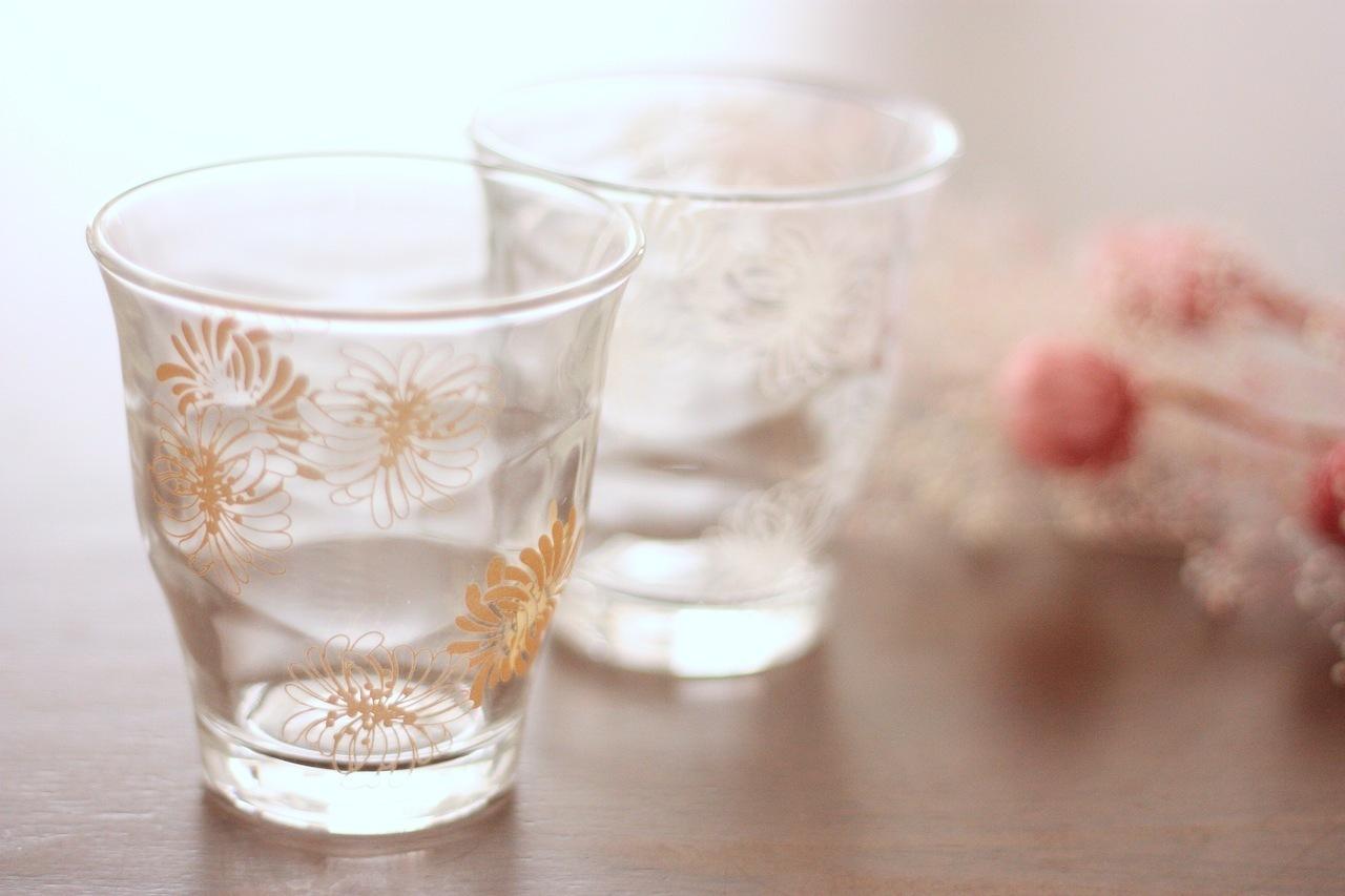 【ガラス用】アナスタシア転写紙 ゴールド (ポーセリンアート用転写紙)