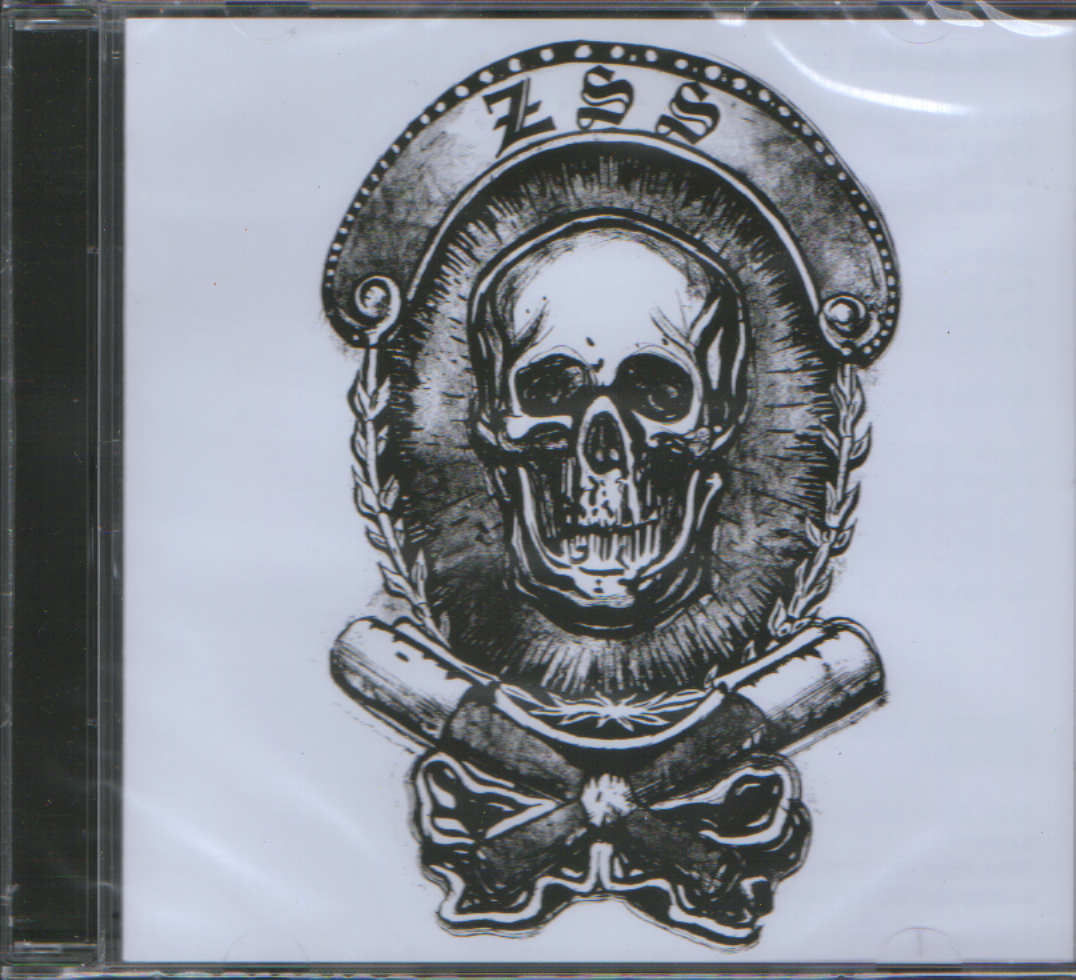 ZYKLON SS - iron division  CD - 画像1