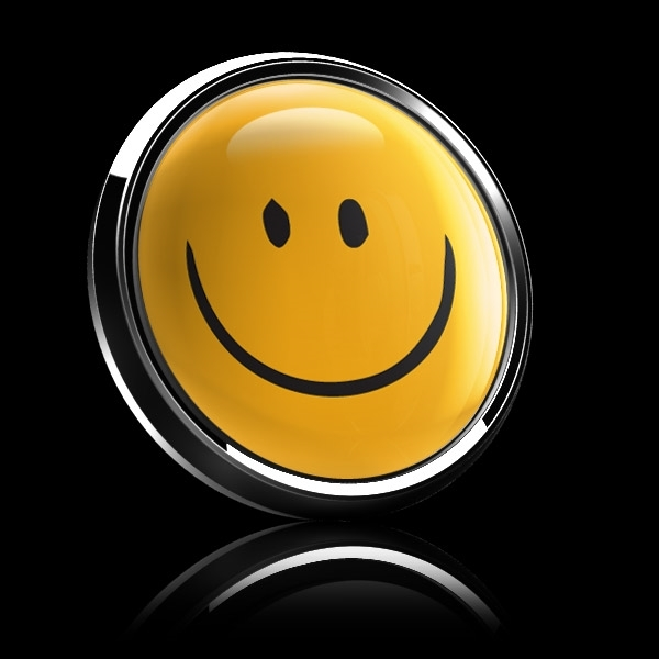 ゴーバッジ(ドーム)(CD1088 - EMOJI SMILE HAND DRAWING 2) - 画像5