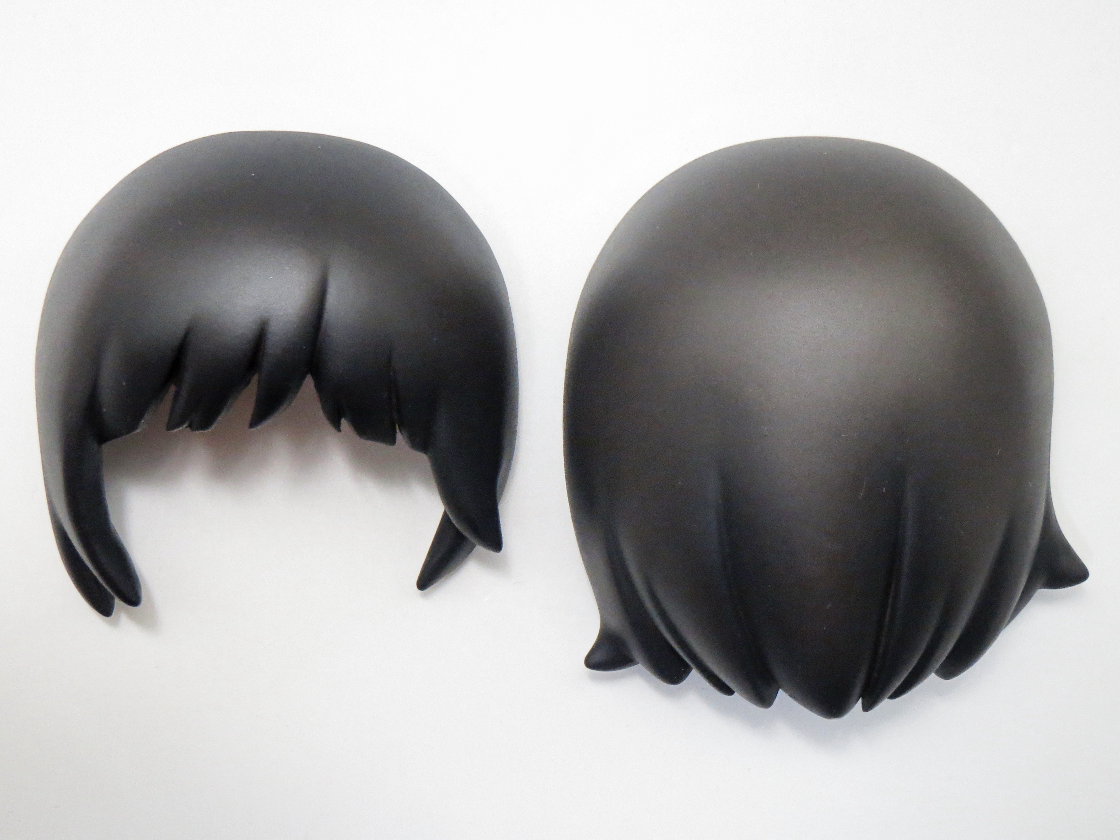 【319b】 れん&ダスウサ お手軽ver. 髪パーツ ショート ねんどろいど