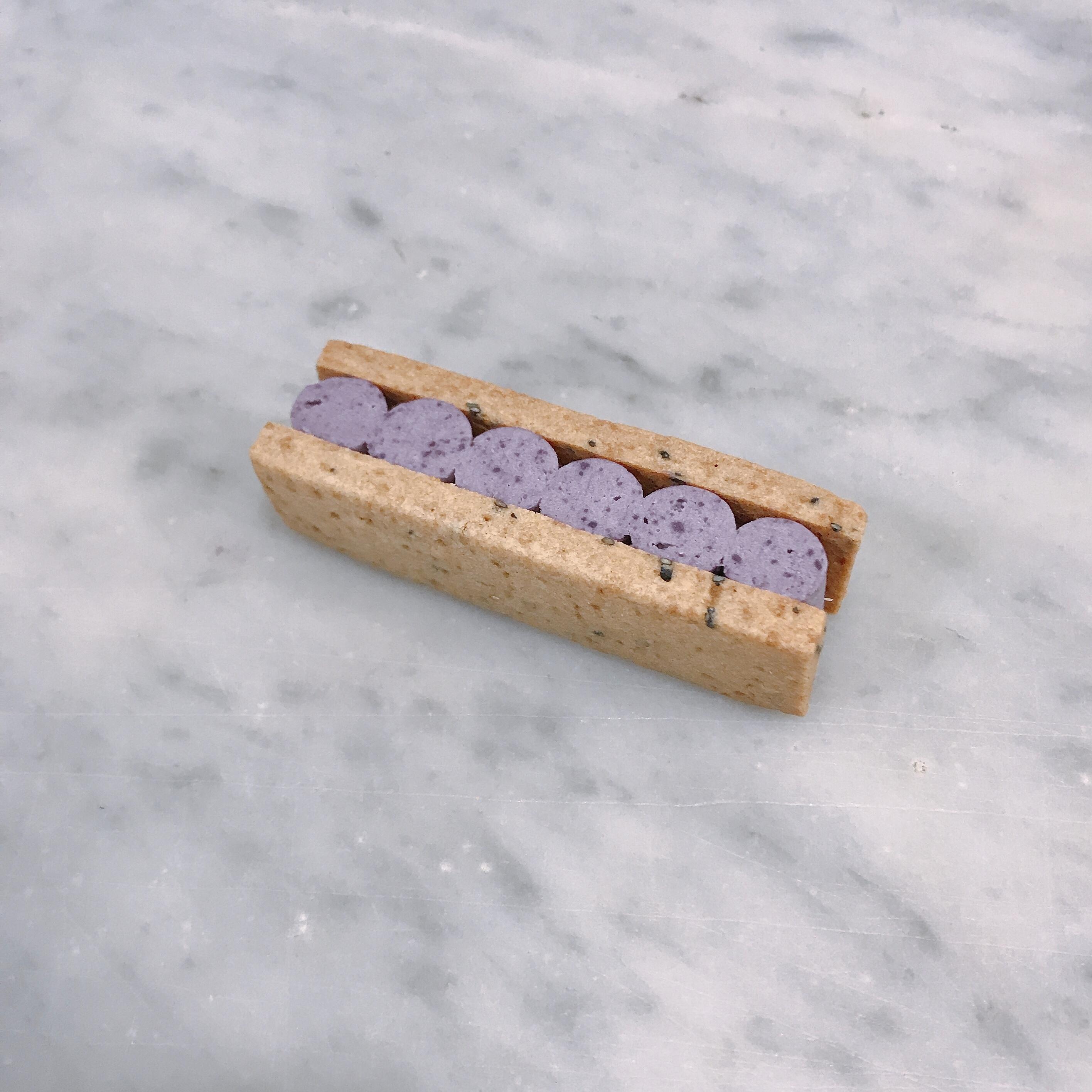 紫さつまいものバターサンド