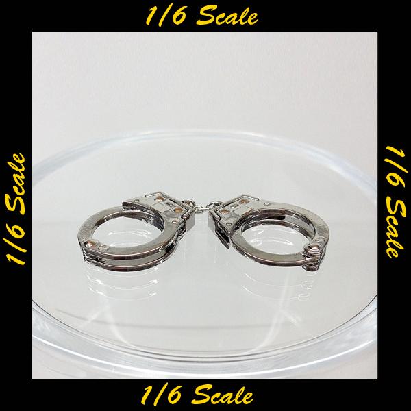 【01417】 1/6 DAMToys 手錠