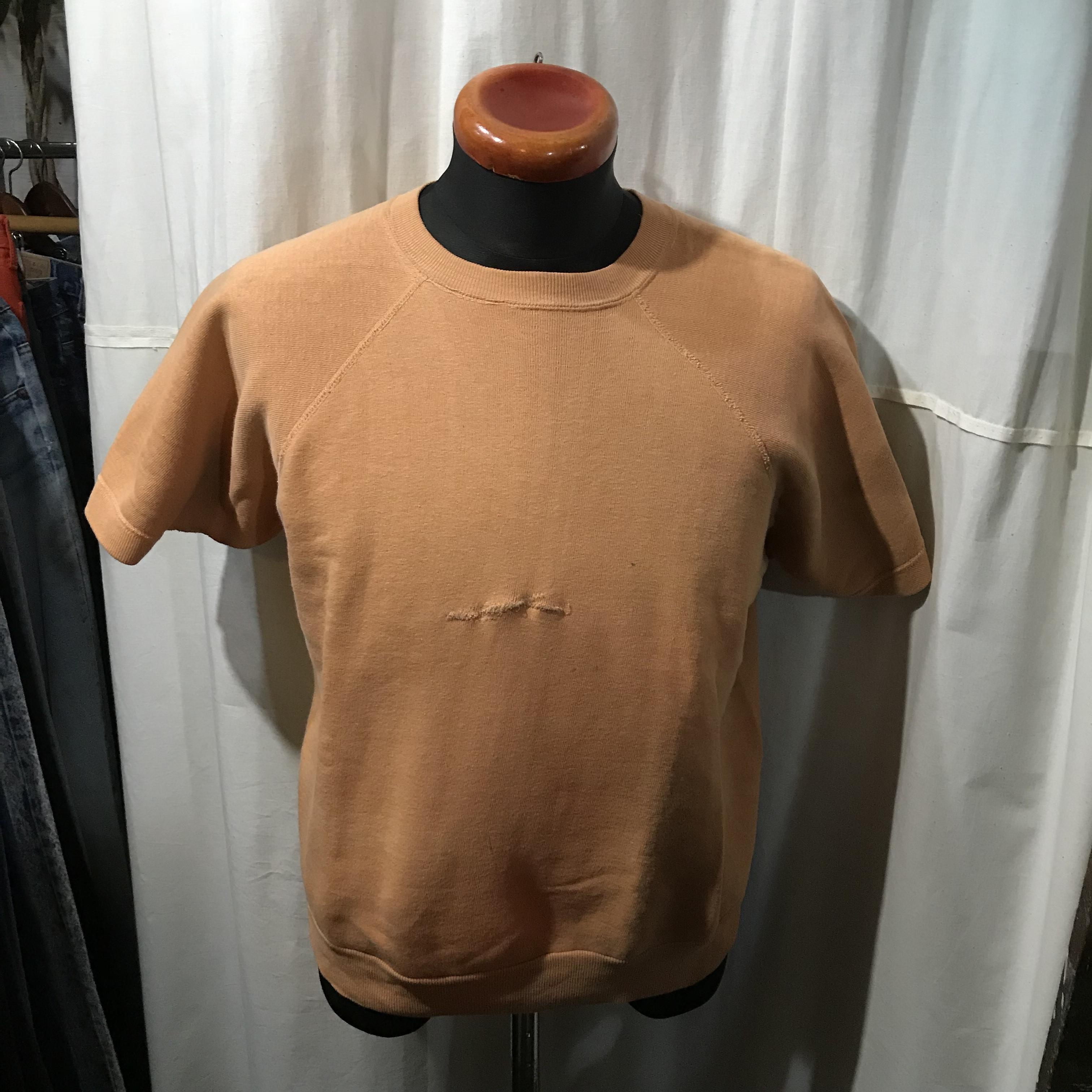 vintage 半袖スウェットシャツ リペア有 メンズL