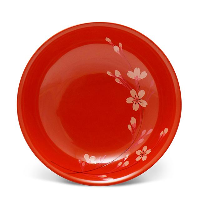 手塩皿4.0洗朱風さくら(13)