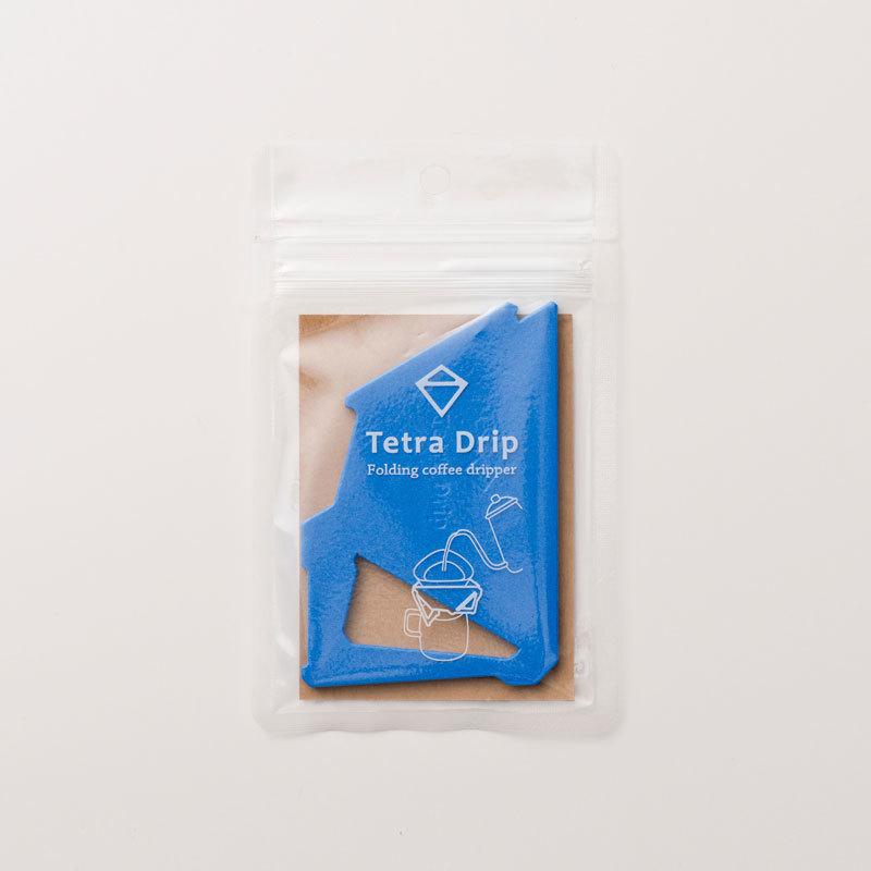 MUNIEQ Tetra Drip 01P B ミュニーク テトラドリップ01ポリプロピレン ブルー
