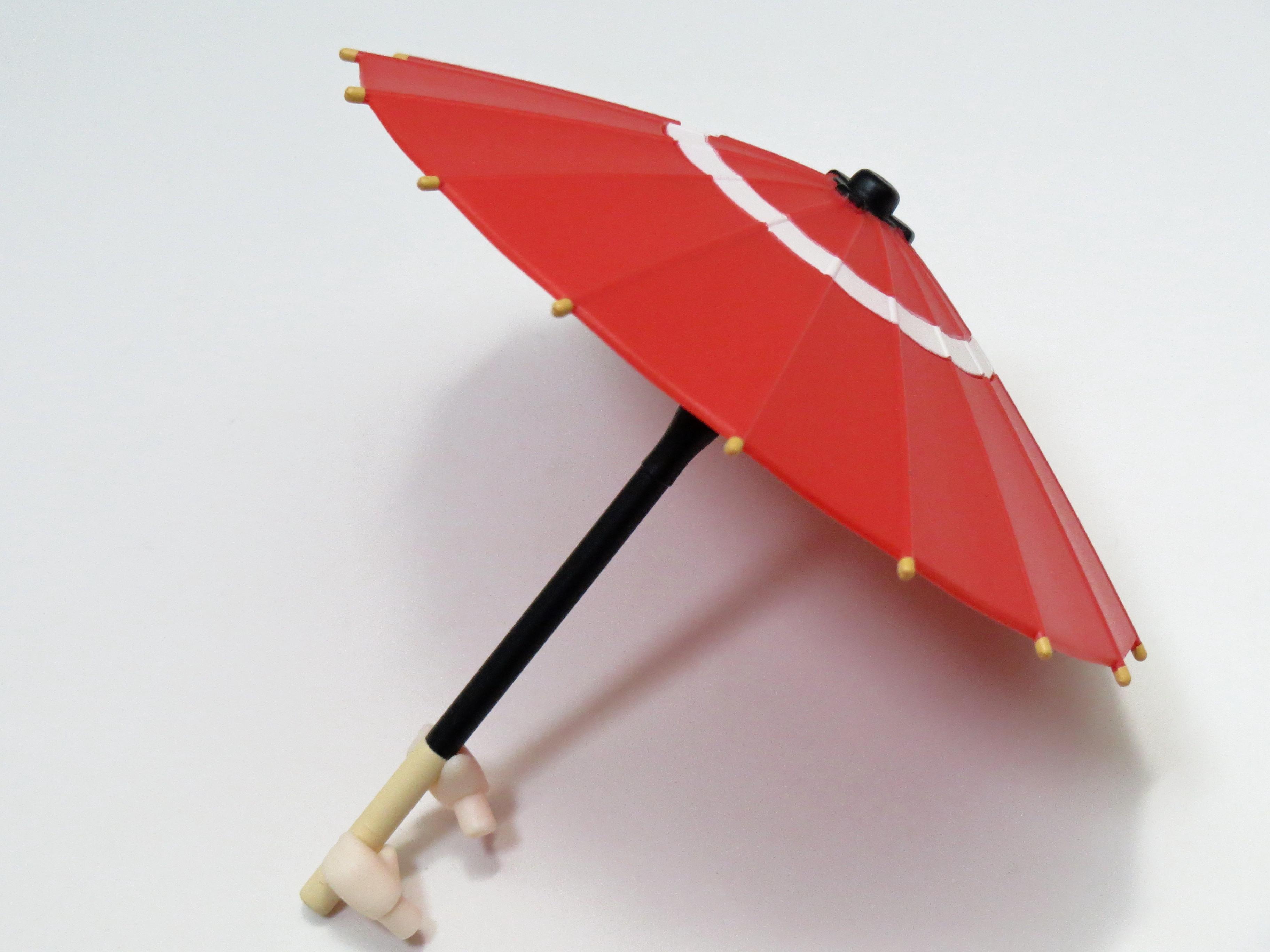 再入荷【192】 湯音 小物パーツ 番傘 ねんどろいど