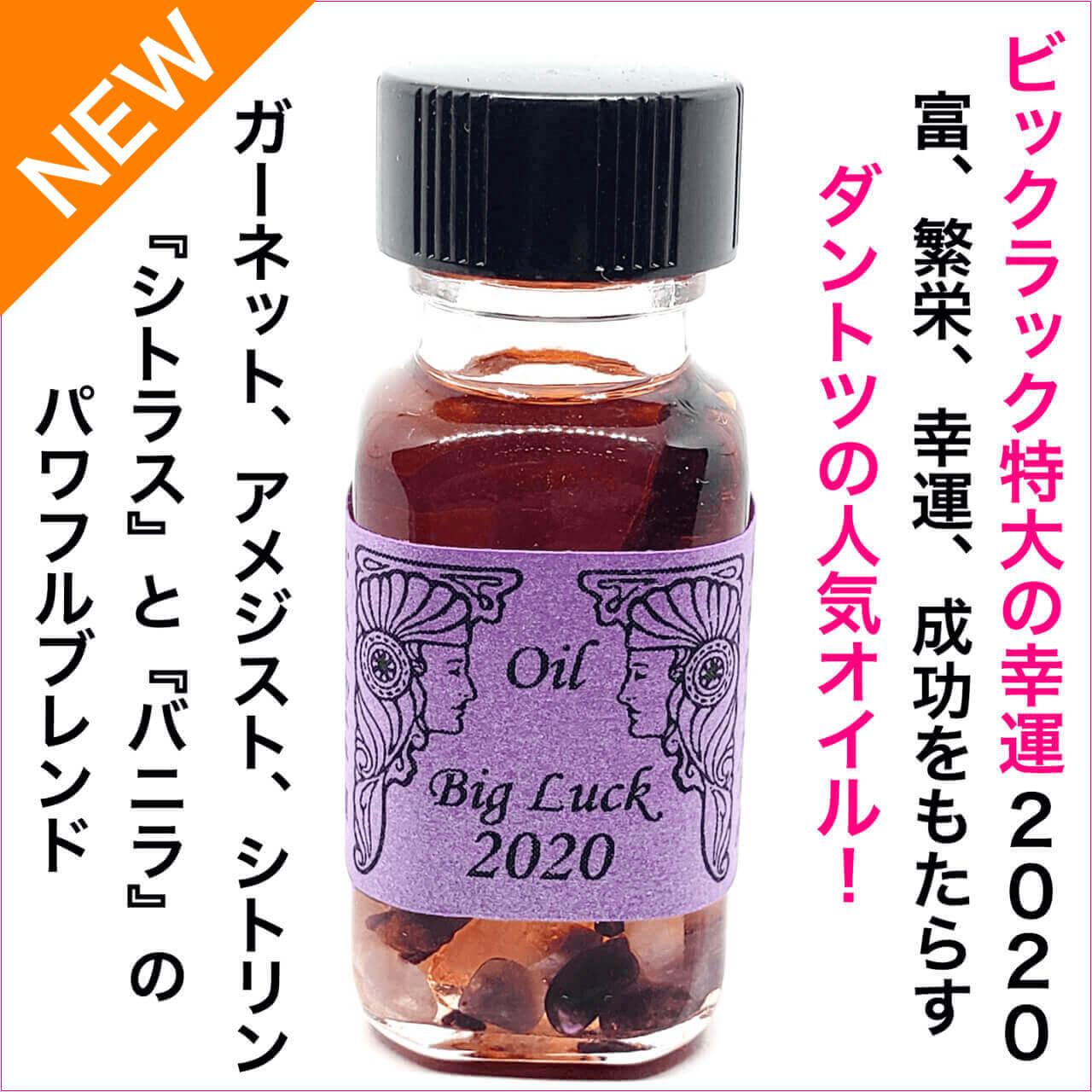 【入荷 NEW】Big Luck2020−特大の幸運2020年 (新春限定版) 大人気商品!