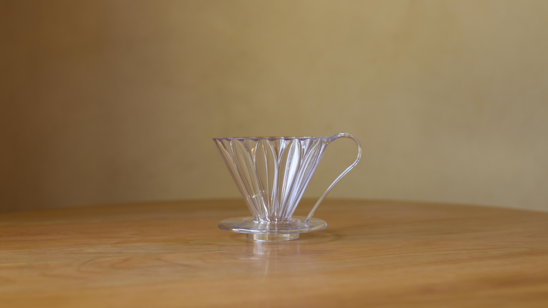 フラワードリッパー(樹脂製)2-4杯用 ※ペーパーは付属しません