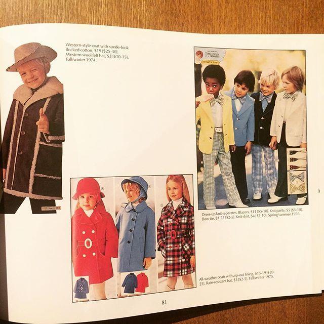 ファッションの本「Fashionable Clothing from the Sears Catalogs: Mid-1970s」 - 画像3