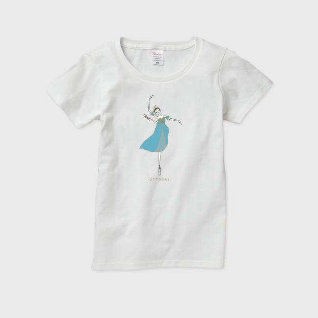 海賊Tシャツ(レディース) - 画像4