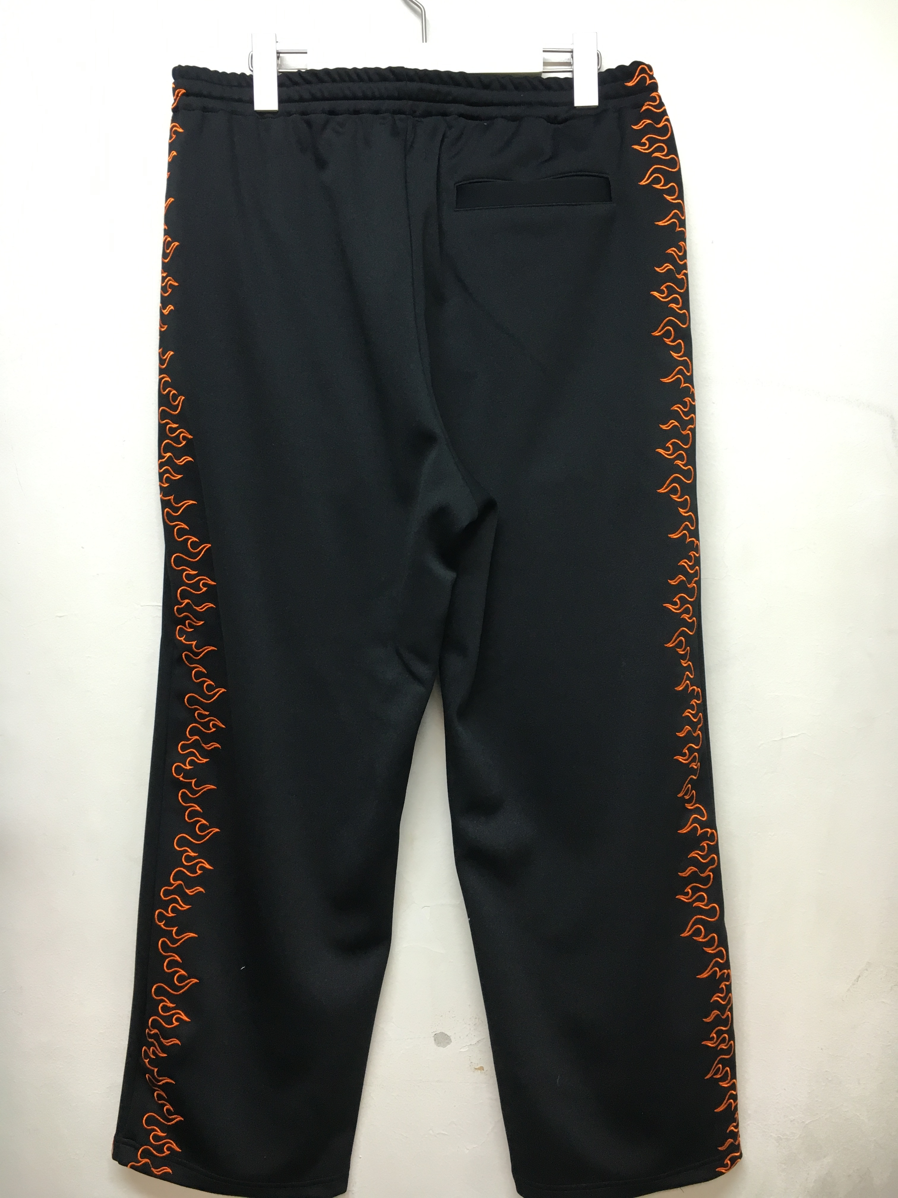 SKIN / FIRE TRACK PANTS -black - 画像2