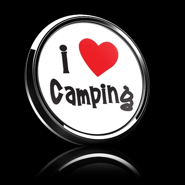 ゴーバッジ(ドーム)(CD1006 - I LOVE CAMPING 01) - 画像4