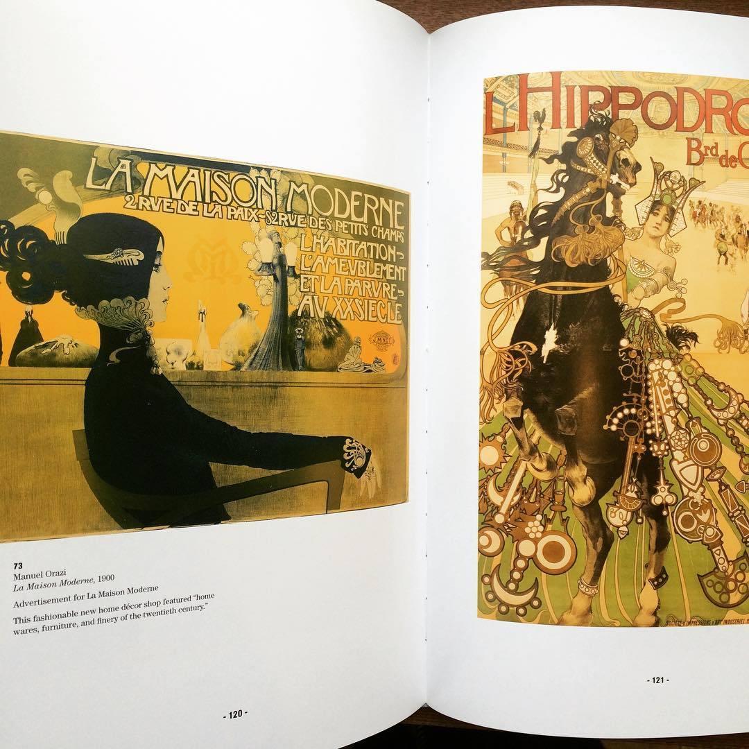 ロートレックと同時代のパリのポスター展 図録「Posters of Paris: Toulouse-Lautrec & His Contemporaries」 - 画像3