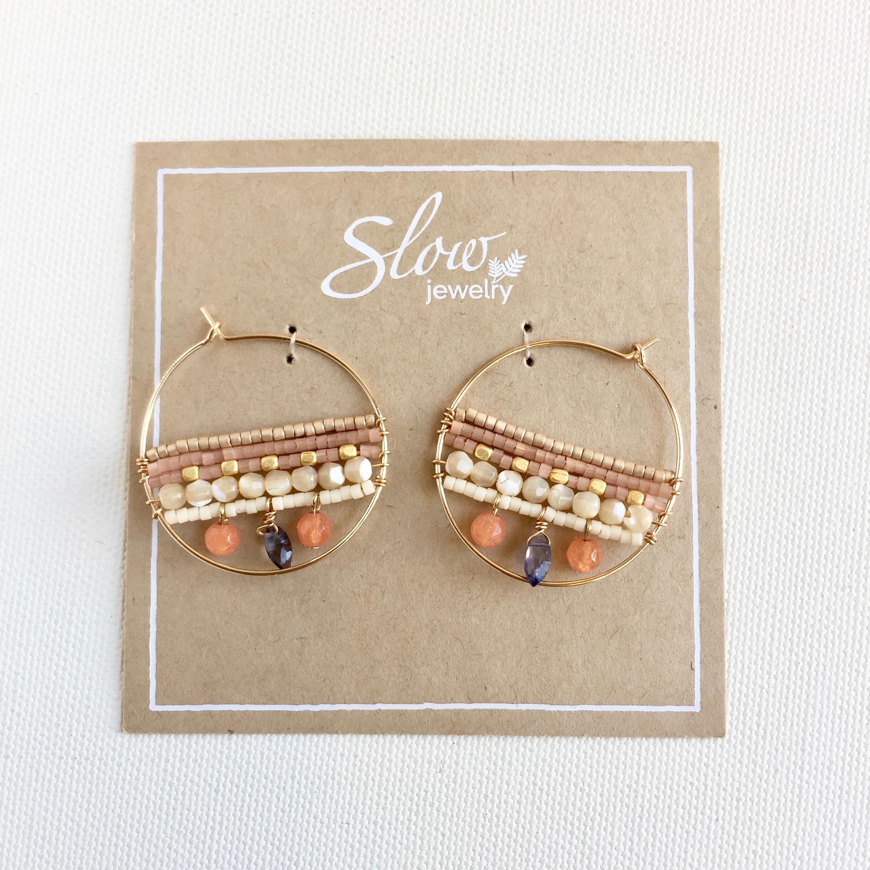 【Slow jewelry】ピアス G-2-1