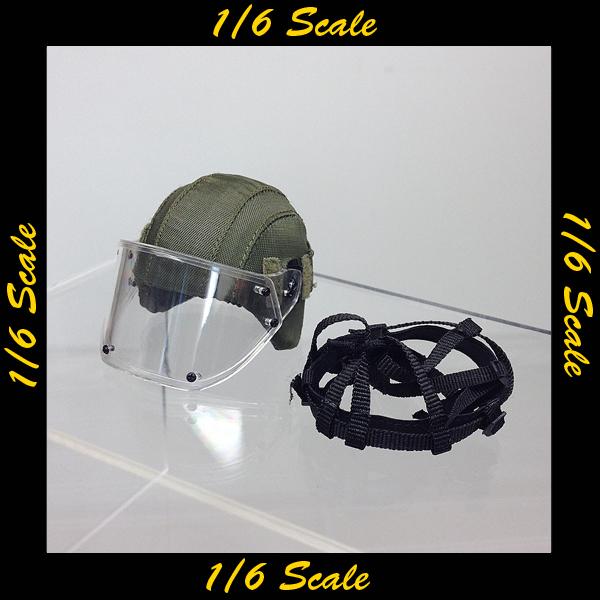 【00719】 1/6 DAMToys ダゲスタン侵攻 ヘルメット