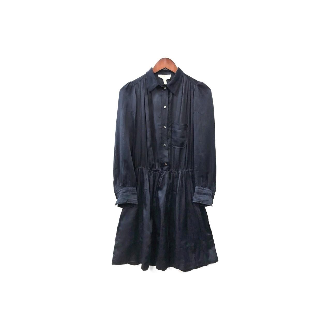 ISABEL MARANT - Silk & Cotton Shirt One-piece (size - 0) ¥9500+tax→¥5700+tax