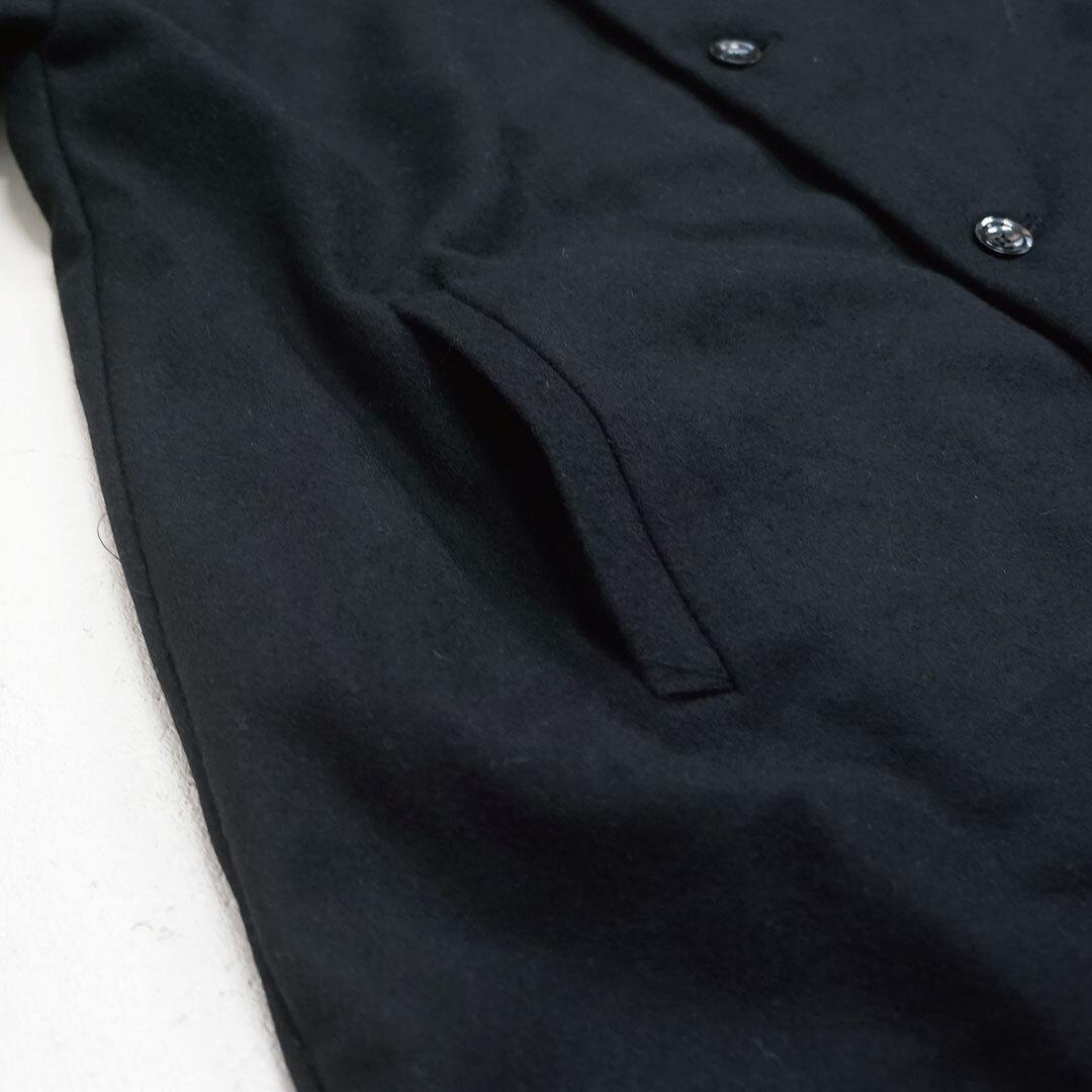 have a good day ハブアグッドデイ Wool no collar coat ウールノーカラーコート (品番hgd-123)