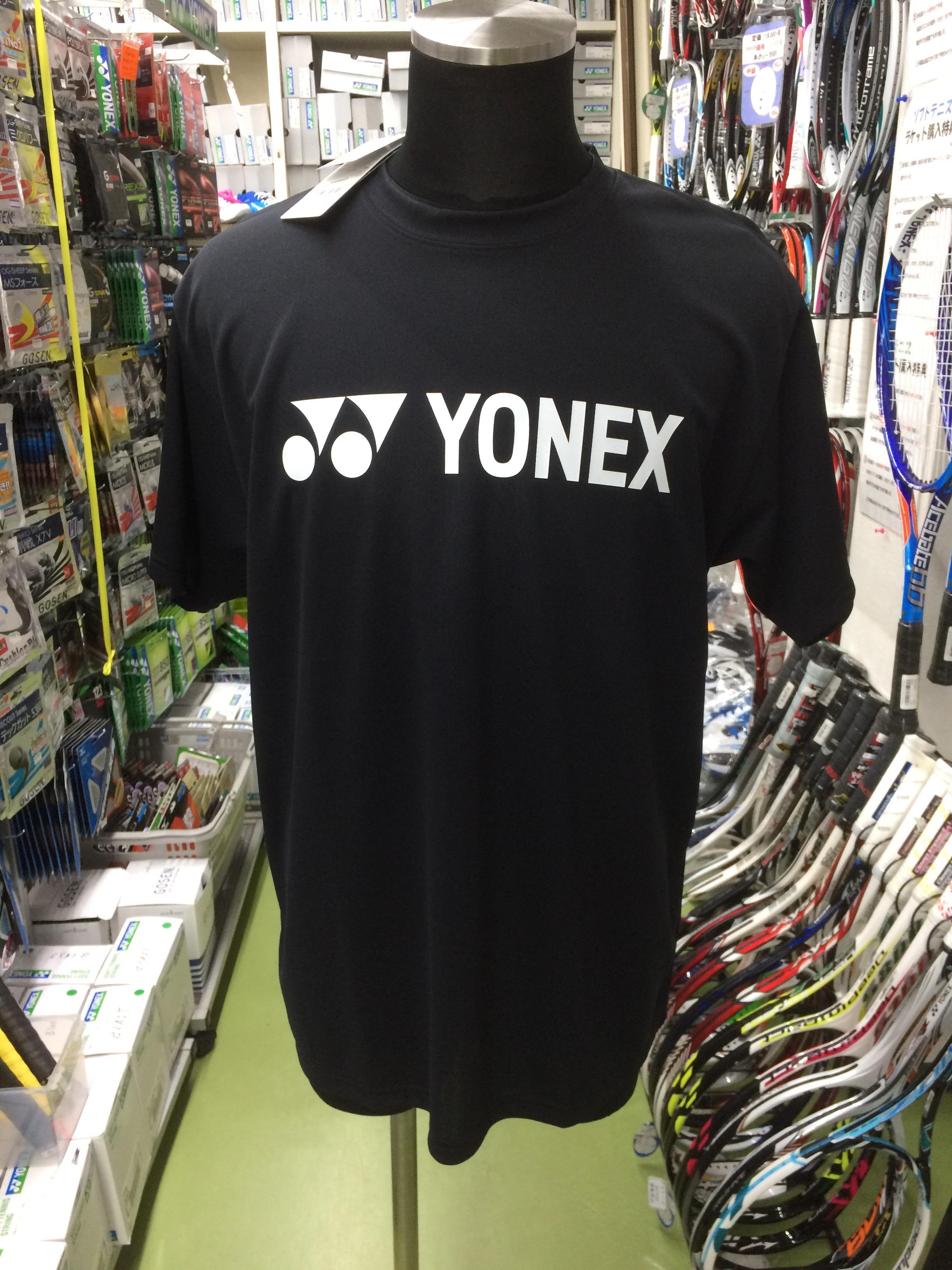ヨネックス ユニドライTシャツ 16197Y - 画像1