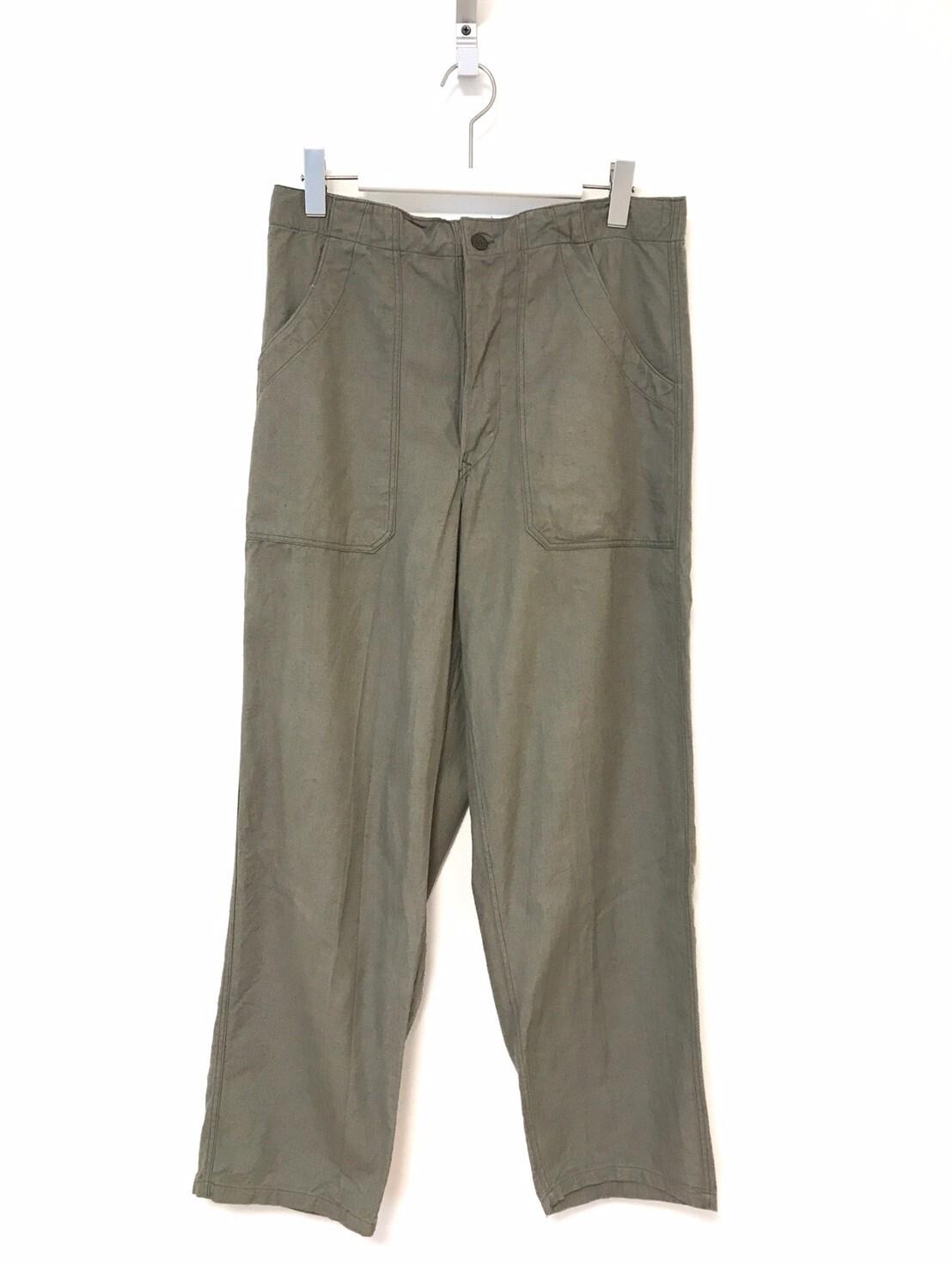 """② """"Dead Stock"""" Czech Army Baker Easy Pants"""