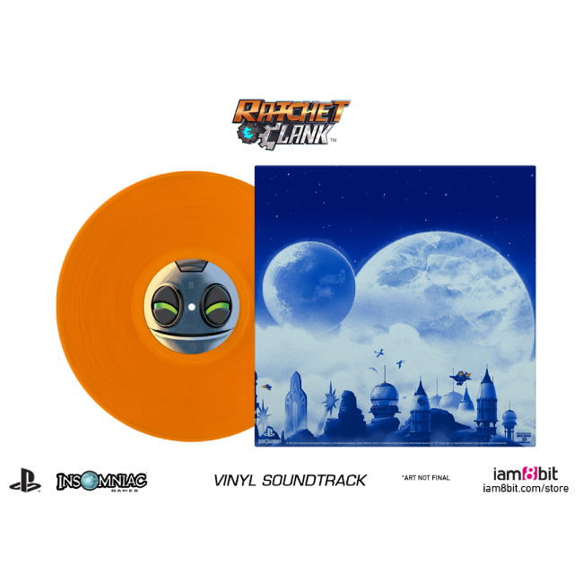 【Ratchet & Clank(ラチェット&クランク)】レコード - 画像3