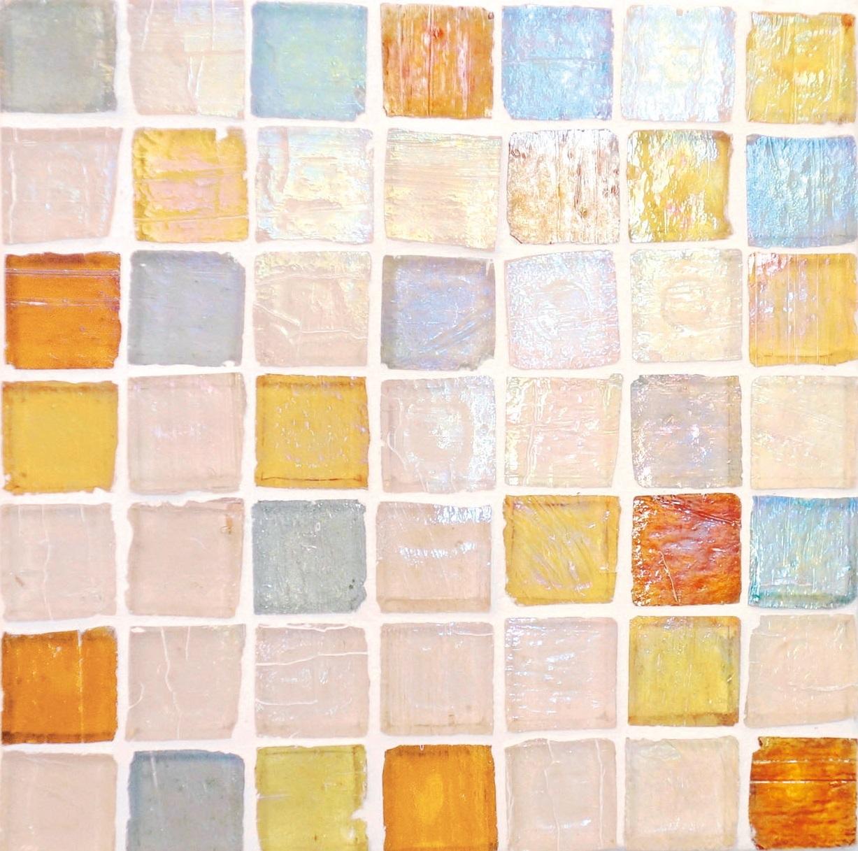 Staind Grass Mosaic【Mix d】ステンドグラスモザイク【ミックス d】