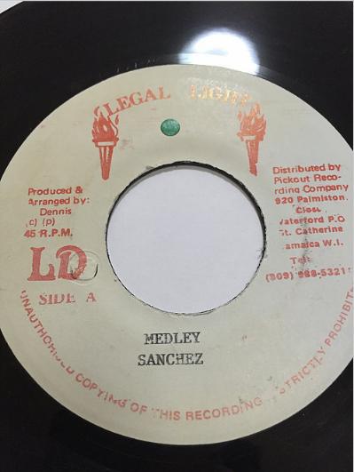 Sanchez (サンチェス) - Medley【7'】