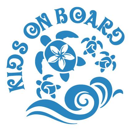 【受注生産】KIDS ON BOARD(3)