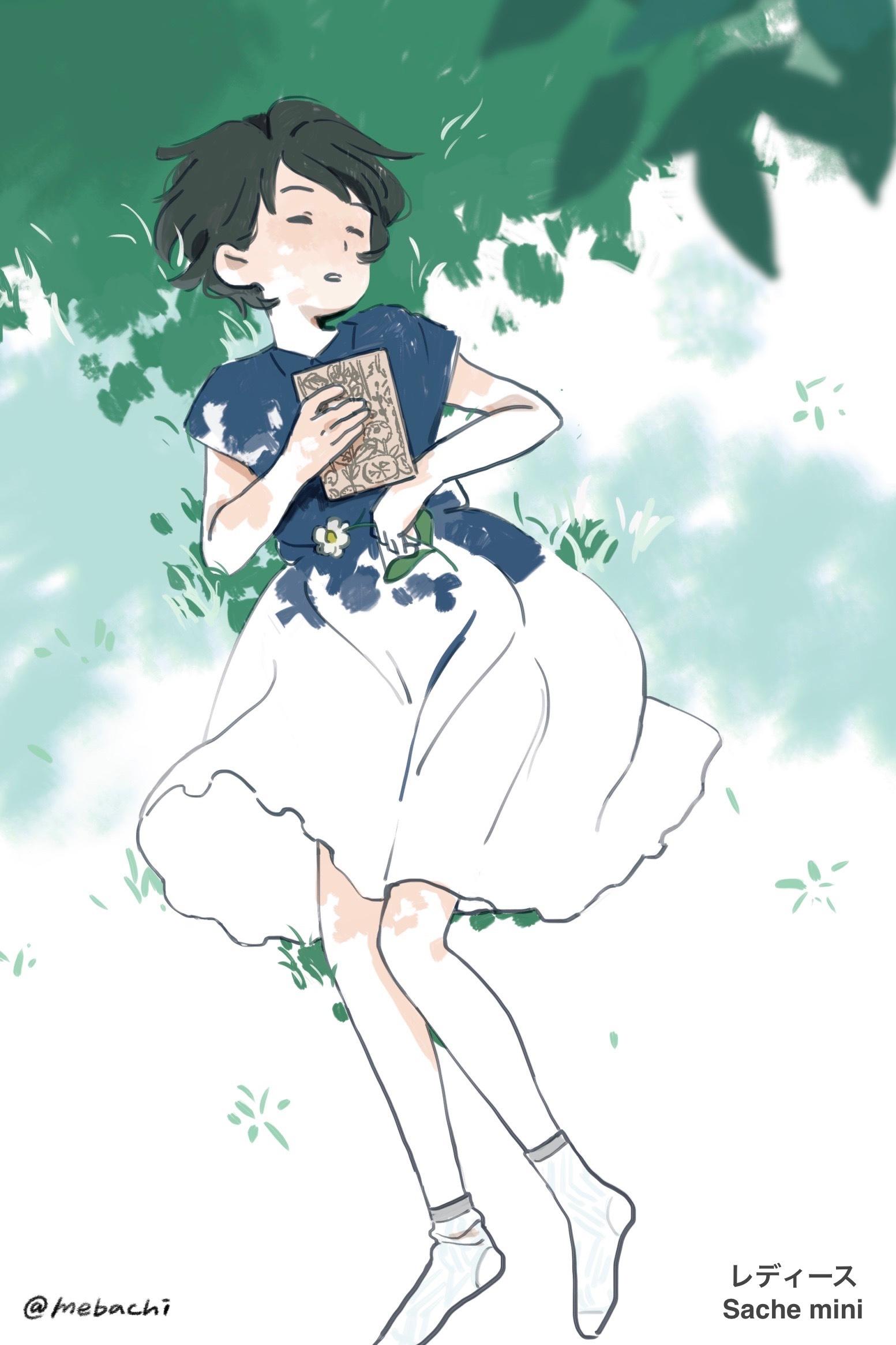 ブックカバー/SIWA | 紙和 × minä perhonen