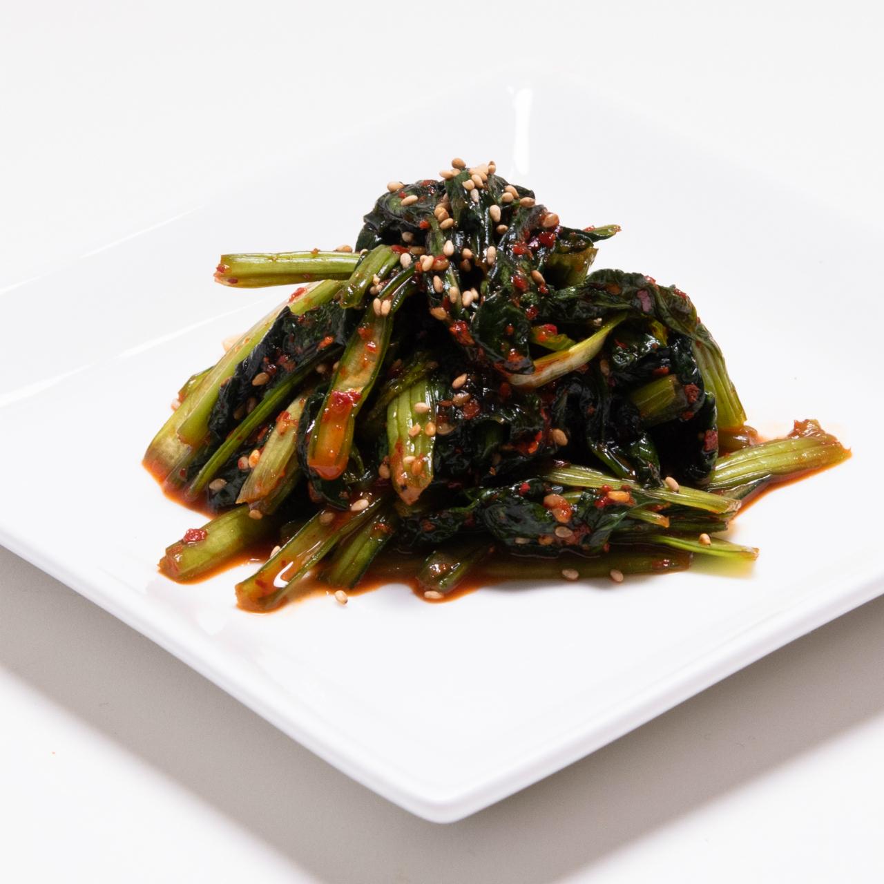 小松菜キムチ