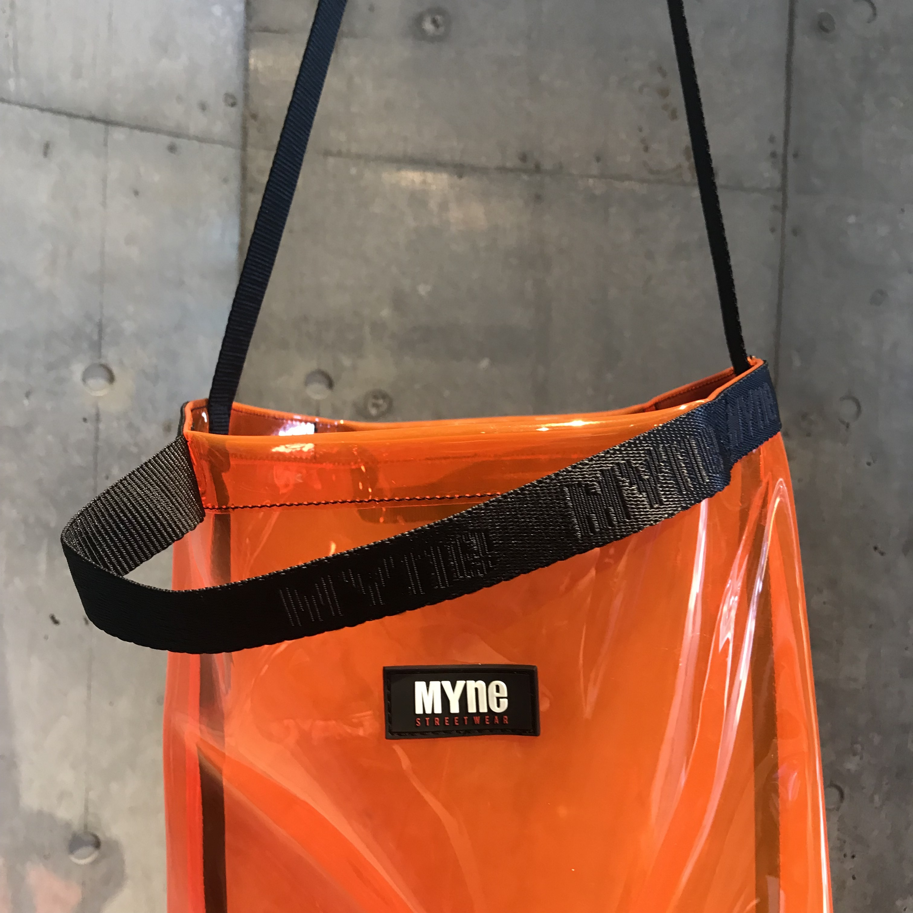 CLEAR TOTE BAG - 画像4