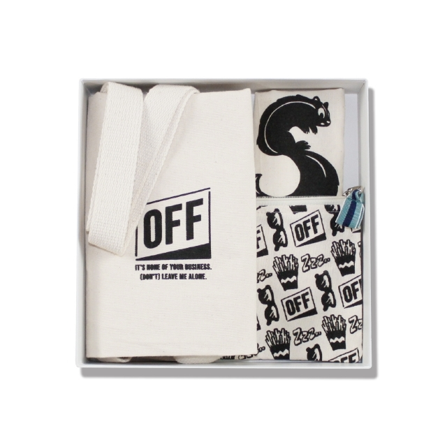 OFF,オフ,巾着バッグ,通販