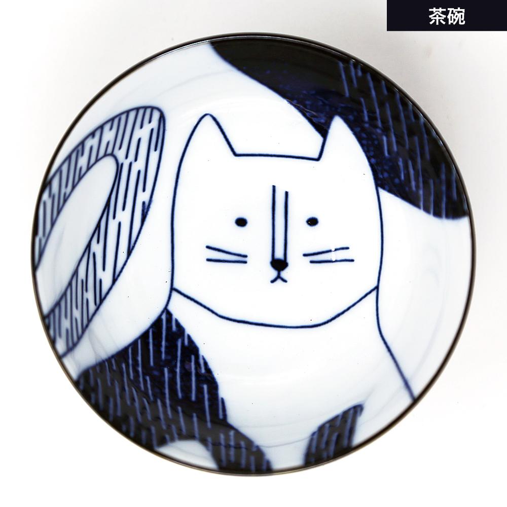 猫茶碗(ここにイルッテ)