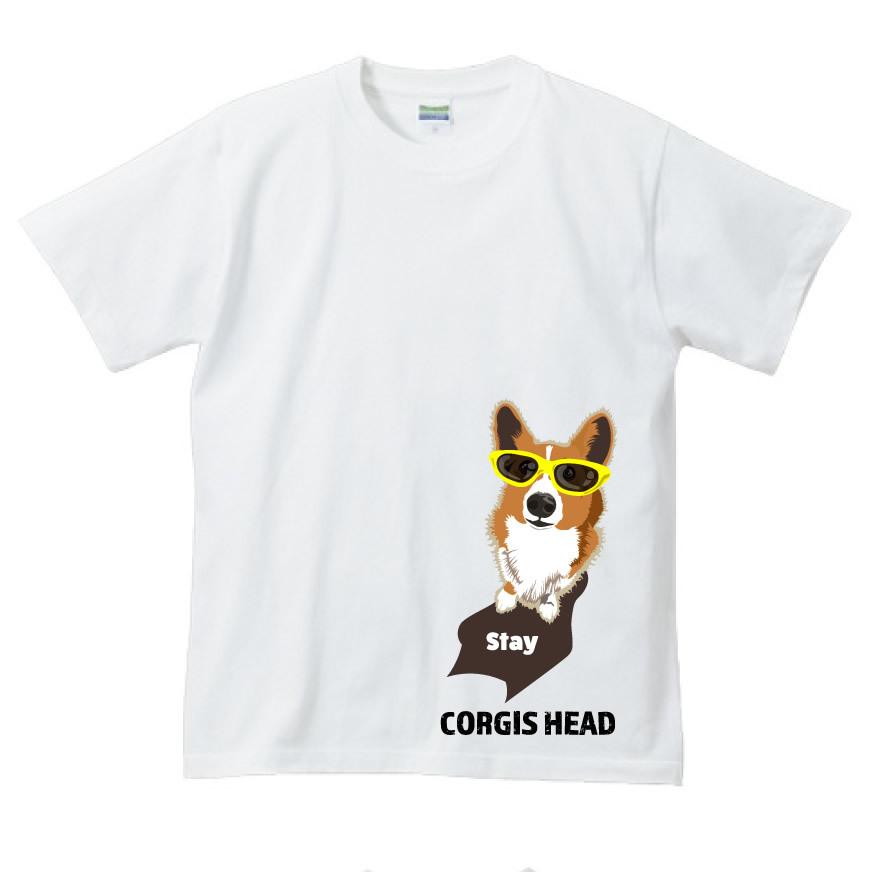 No.0042  ステイドッグTシャツ