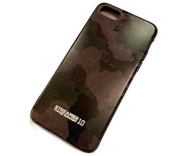ストリーマー10周年 iPhone ケース (対応機種iPhone7/8)