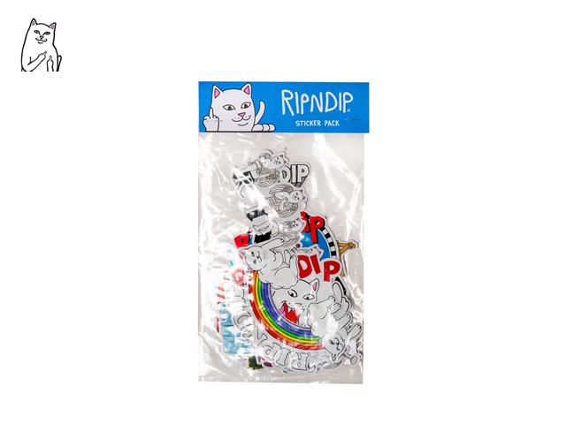 RIPNDIP|Fall 19 Sticker Pack