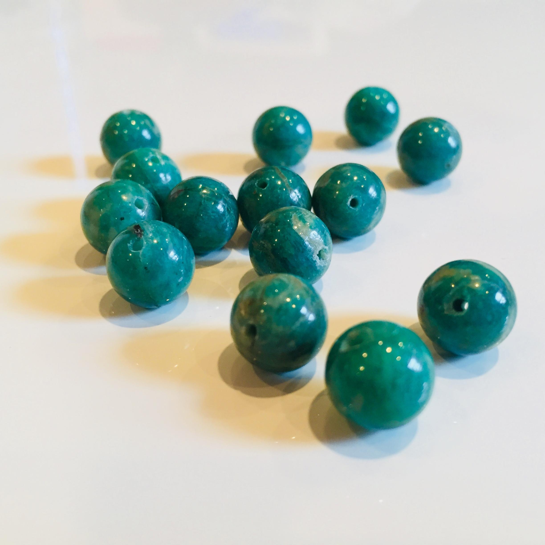 自分軸の石|アマゾナイト(ロシア)10mm玉