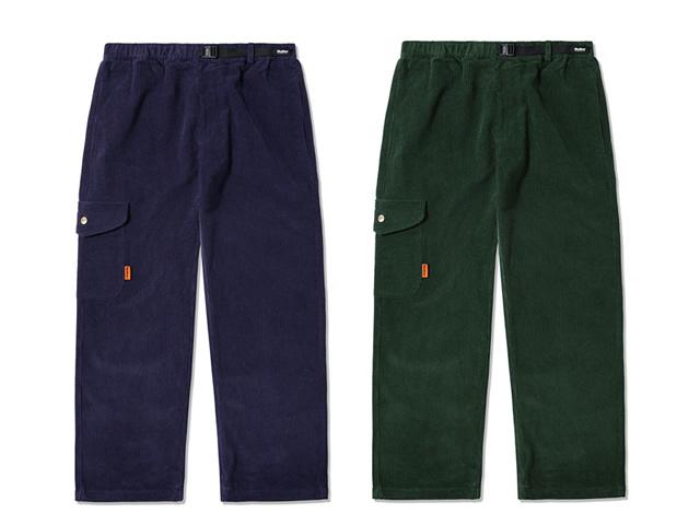 BUTTERGOODS Digger Corduroy Cargo Pants