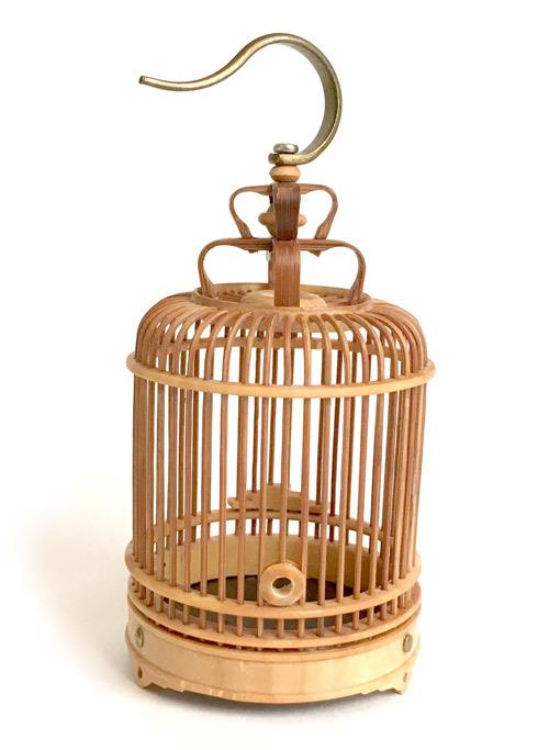 鳥籠型虫籠 丸 極小サイズ