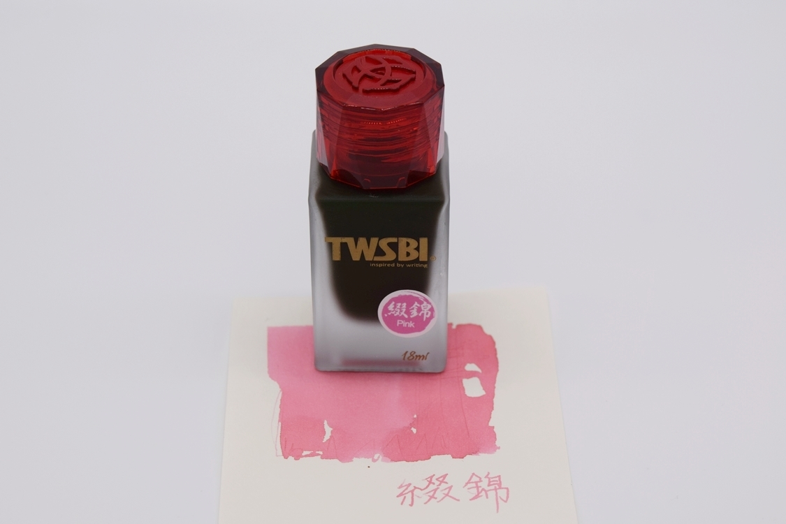 TWSBI 1791 INK PINK 1791インク ピンク