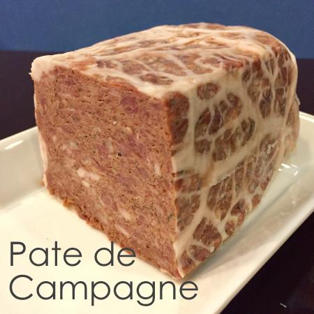 フランス惣菜 パテ・ド・カンパーニュ【一枚カット】