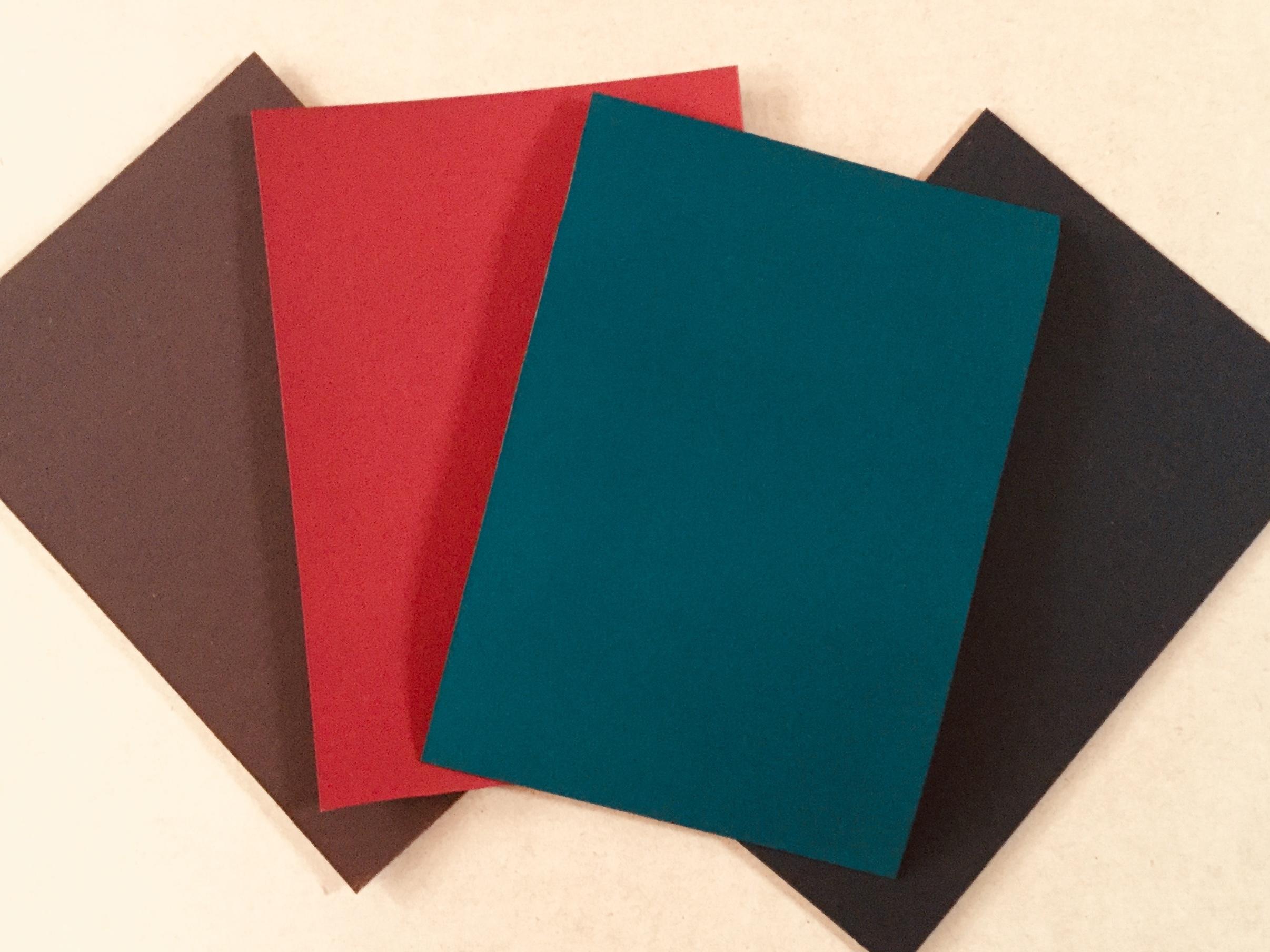 [送料込・割引クーポン付]チョークアート用ボード【4色】(紙ボード各1枚入り)