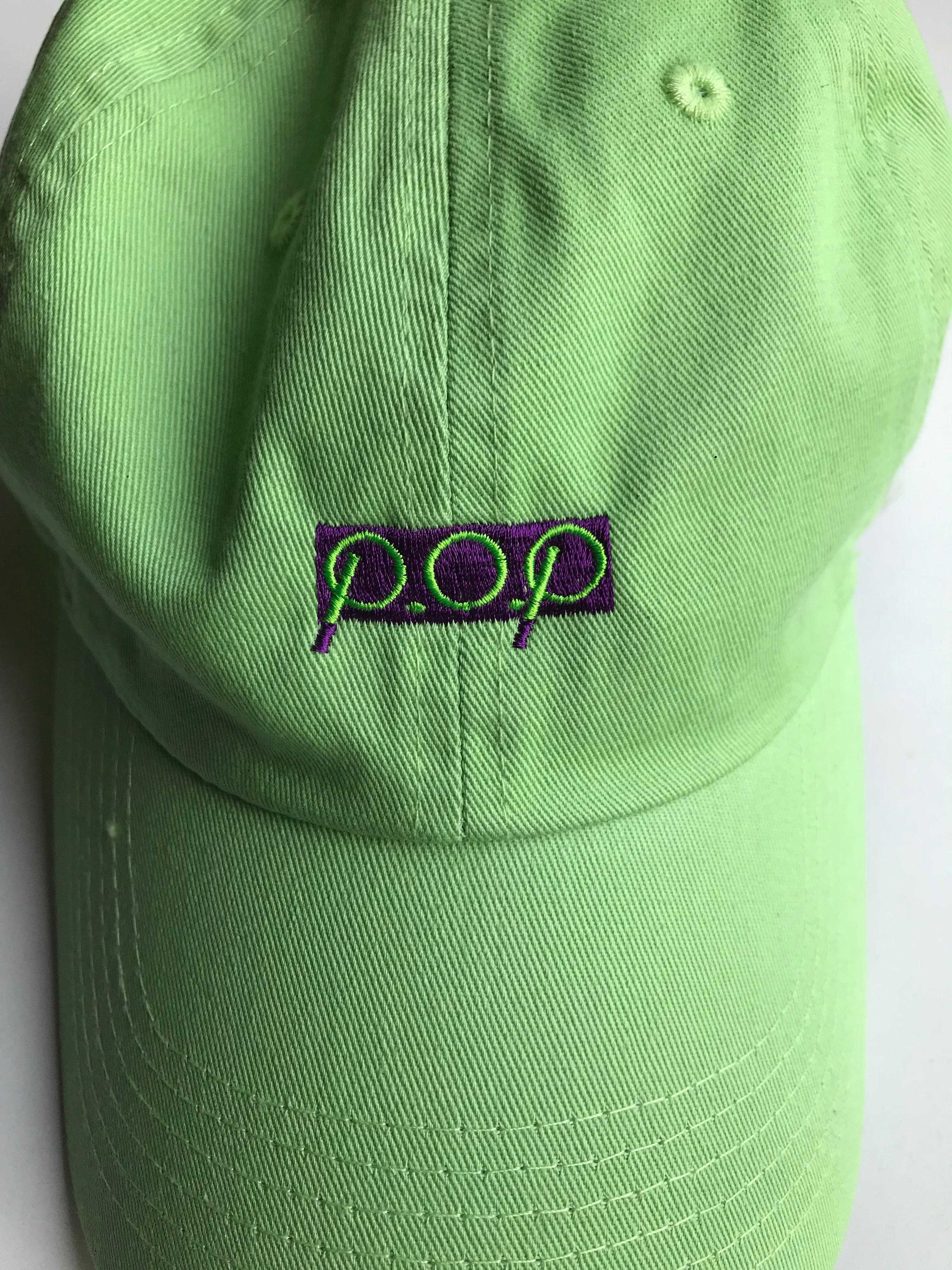 P.O.P CAP 2019 SUMMER - 画像3