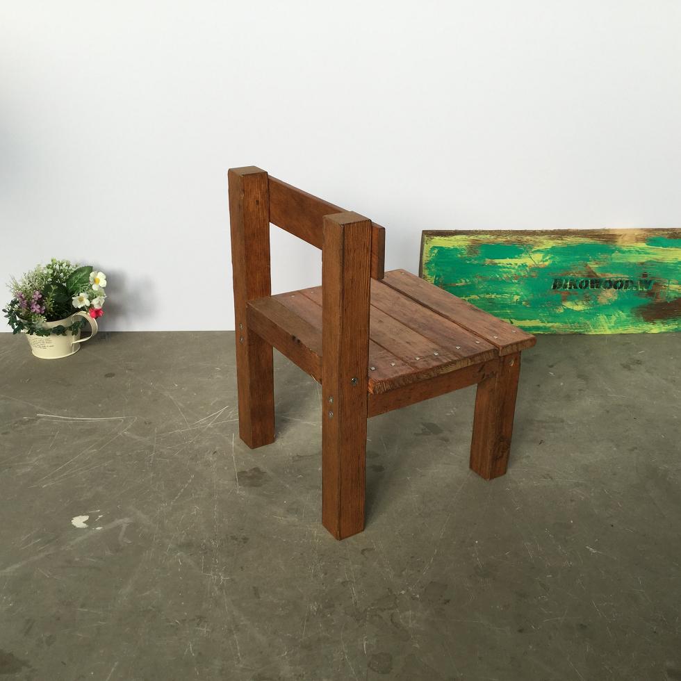 ビンテージ調 椅子ミニ - 画像3
